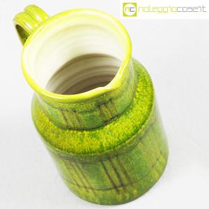 Tasca Ceramiche, brocca versatoio verde, Alessio Tasca (4)