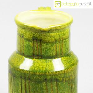 Tasca Ceramiche, brocca versatoio verde, Alessio Tasca (5)
