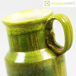 Tasca Ceramiche, brocca versatoio verde, Alessio Tasca (6)