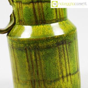 Tasca Ceramiche, brocca versatoio verde, Alessio Tasca (7)