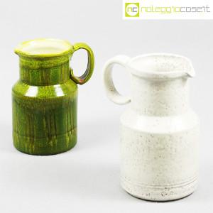 Tasca Ceramiche, brocca versatoio verde, Alessio Tasca (9)