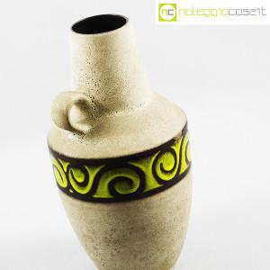 Vaso anfora in gres con decoro verde (4)