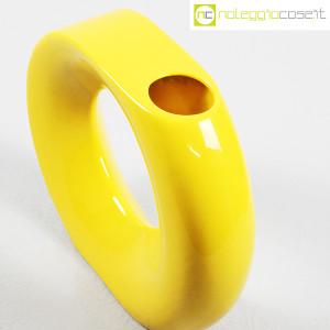 Vaso giallo grande con foro (4)