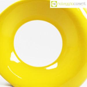 Vaso giallo grande con foro (5)