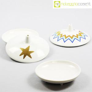 Alessio Sarri, ceramica porta essenze serie Stars set 01 (5)