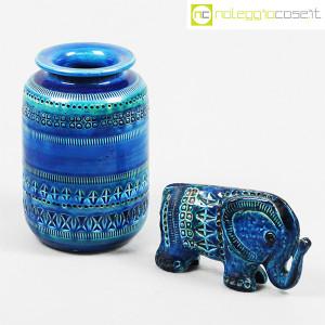 Bitossi, vaso ed elefante serie Rimini, Aldo Londi (1)