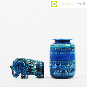 Bitossi, vaso ed elefante serie Rimini, Aldo Londi (2)