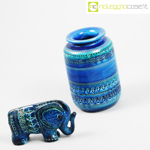 Bitossi, vaso ed elefante serie Rimini, Aldo Londi (3)