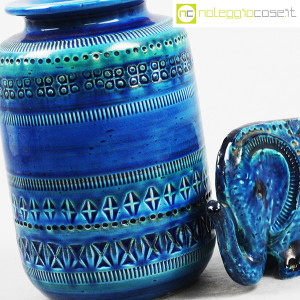 Bitossi, vaso ed elefante serie Rimini, Aldo Londi (7)