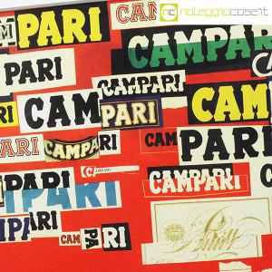 Bruno Munari, Declinazione grafica del nome Campari (5)