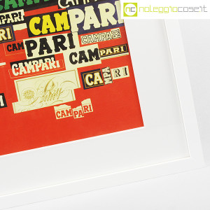 Bruno Munari, Declinazione grafica del nome Campari (8)