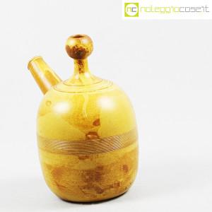 Ceramiche Franco Pozzi, brocca gialla informale, Ambrogio Pozzi (3)