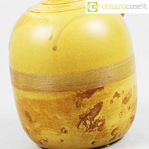 Ceramiche Franco Pozzi, brocca gialla informale, Ambrogio Pozzi (7)