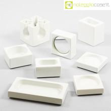 Ceramiche Pozzi set componibile bianco