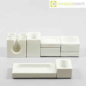 Ceramiche Franco Pozzi, set Ensemble bianco, Pierre Cardin (2)