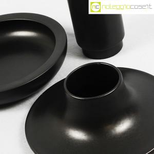 Ceramiche Franco Pozzi, set ceramiche componibili NERO, Ambrogio Pozzi (7)