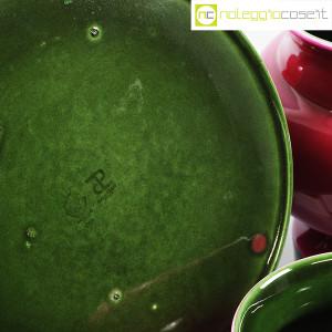 Ceramiche Franco Pozzi, set vasi viola e verde, Ambrogio Pozzi (9)