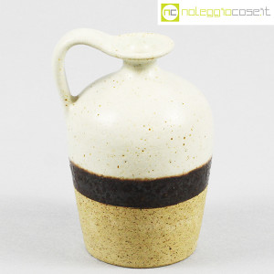 Ceramiche Gambone, piccola anfora in gres, Bruno Gambone (1)