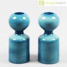 Gabbianelli candelieri Liisi azzurri