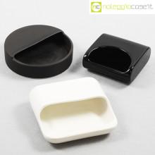 Gabbianelli set bianco e nero posacenere