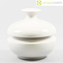 Il Picchio vaso bianco Enzo Bioli