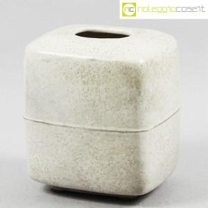 Tasca Ceramiche, vaso squadrato, Alessio Tasca (1)