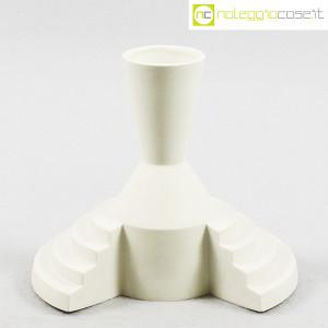 Vaso bianco a gradoni Postmodern (1)