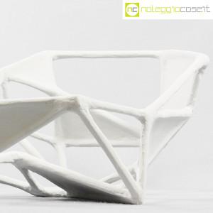 Centrotavola imperfetto in gesso grigio chiarissimo (6)