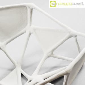 Centrotavola imperfetto in gesso grigio chiarissimo (9)