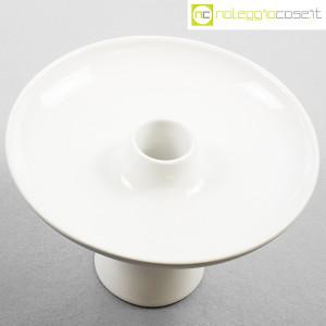 Ceramiche Brambilla, alzata in ceramica bianca, Angelo Mangiarotti (4)