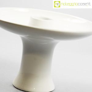 Ceramiche Brambilla, alzata in ceramica bianca, Angelo Mangiarotti (5)