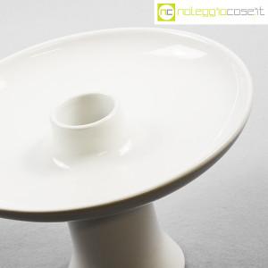 Ceramiche Brambilla, alzata in ceramica bianca, Angelo Mangiarotti (6)