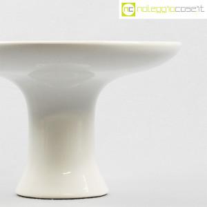 Ceramiche Brambilla, alzata in ceramica bianca, Angelo Mangiarotti (7)