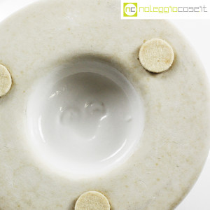 Ceramiche Brambilla, alzata in ceramica bianca, Angelo Mangiarotti (8)