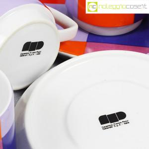 Ceramiche Franco Pozzi, set serie Compact, lattiera e tazzine, Ambrogio Pozzi (8)
