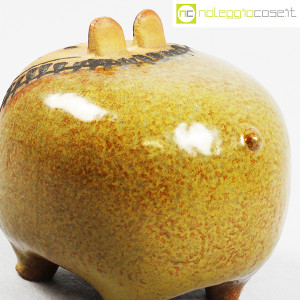 Gustavsberg factory, bulldog in ceramica, Lisa Larson (6)