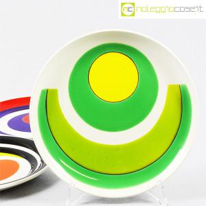Mancioli Ceramiche, piatti serie Beat set 02, Giancarlo Casini (4)