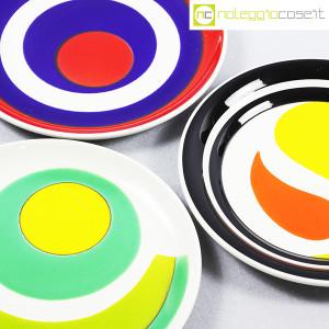 Mancioli Ceramiche, piatti serie Beat set 02, Giancarlo Casini (7)