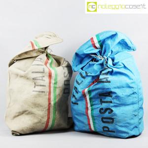 Sacchi postali in tessuto vintage (1)