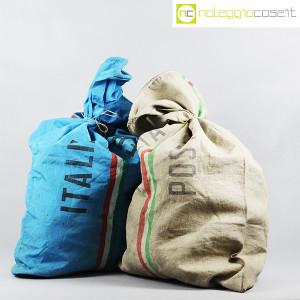 Sacchi postali in tessuto vintage (3)