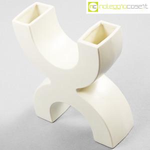 SICA Ceramiche, vaso X in ceramica bianco (4)