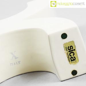 SICA Ceramiche, vaso X in ceramica bianco (9)
