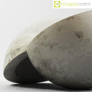 Scultura in cemento a doppia semisfera (9)