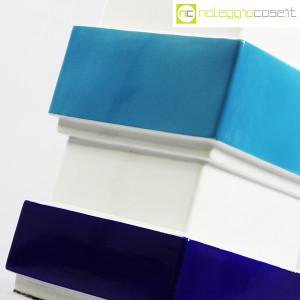 Vaso azzurro blu e bianco, Silvio Piano (6)