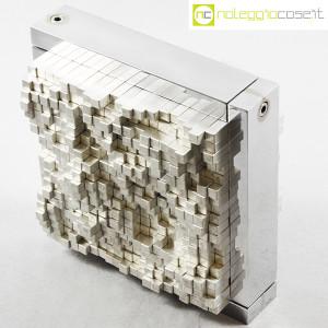 Arform, scultura modificabile con 400 barre, Paolo Tilche e Otto Monestier (4)