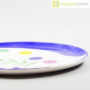 Ceramica Gatti Faenza, piatto Pensiero Effervescente, Mimmo Paladino (6)