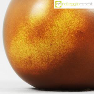Ceramiche Bucci, grande vaso sfera color terre, Franco Bucci (7)