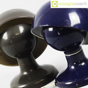Flos, lampade Jucker blu e grigio, Tobia Scarpa (6)