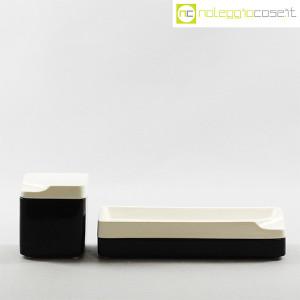 Gedy, contenitori in ceramica bianco nero, Makio Hasuike (2)