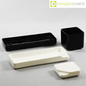 Gedy, contenitori in ceramica bianco nero, Makio Hasuike (5)